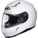 HJC CL-17 Full-Face Motorcycle Helmet White