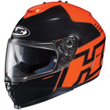 HJC IS-17 Genesis Full-Face Motorcycle Helmet