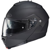 HJC IS-Max 2 Full-Face Modular Motorcycle Helmet Matte Black