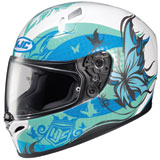HJC FG-17 Flutura Ladies Full-Face Motorcycle Helmet