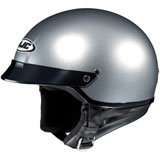 HJC CS-2N Half Helmet Light Silver