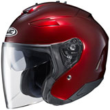 HJC IS-33 II Helmet Wine