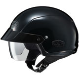 HJC IS-Cruiser Half-Face Helmet  Black