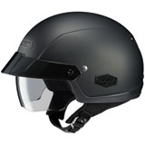 HJC IS-Cruiser Half-Face Helmet  Matte Black