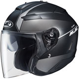 HJC IS-33 II Niro Helmet Black/Grey