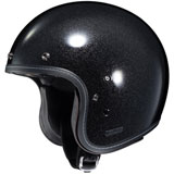 HJC IS-5 Helmet Black Metal Flake