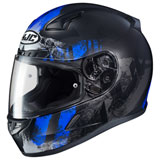HJC CL-17 Arica Helmet Black/Blue
