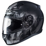 HJC CL-17 Arica Helmet Black/Grey