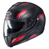 HJC CL-MAX III Flow Modular Helmet Black/Red