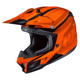 HJC CL-X7 Bator Helmet Orange