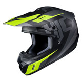 HJC CS-MX 2 Dakota Helmet Silver/Black