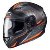 HJC CS-R3 Trion Helmet Black/Orange