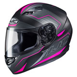 HJC CS-R3 Trion Helmet Black/Pink