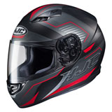 HJC CS-R3 Trion Helmet Black/Red