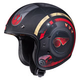 HJC IS-5 Star Wars Poe Dameron Helmet Black
