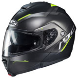 HJC IS-Max2 Dova Helmet Black/Hi-Vis