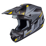 HJC CS-MX 2 Madax Helmet Semi-Flat Black/Grey
