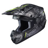 HJC CS-MX 2 Sapir Helmet Semi-Flat Yellow