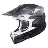 HJC i50 Fury Helmet Semi-Flat Black/Grey