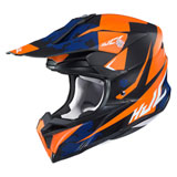 HJC i50 Tona Helmet Semi-Flat Orange