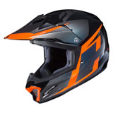 HJC Youth CL-XY 2 Argos Helmet Hi-Vis Orange