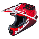 HJC CS-MX 2 Ellusion Helmet Red