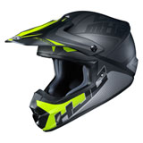HJC CS-MX 2 Ellusion Helmet Semi-Flat Sliver/Black