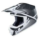 HJC CS-MX 2 Ellusion Helmet White/Black