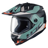 HJC DS-X1 Tactic Helmet Green