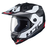 HJC DS-X1 Tactic Helmet Grey/White