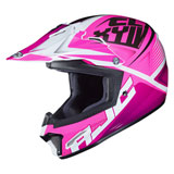 HJC Youth CL-XY 2 Ellusion Helmet Pink