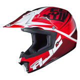 HJC Youth CL-XY 2 Ellusion Helmet Red
