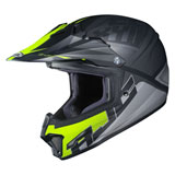 HJC Youth CL-XY 2 Ellusion Helmet Semi-Flat Sliver/Black