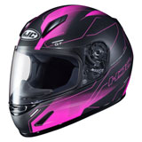 HJC Youth CL-Y Taze Helmet Pink