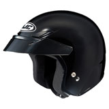 HJC CS-5N Open-Face Motorcycle Helmet Black