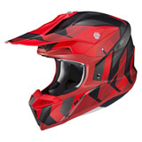 HJC i50 Vanish Helmet Red