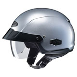 HJC IS-Cruiser Half-Face Helmet  Silver