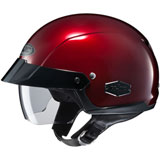 HJC IS-Cruiser Half-Face Helmet  Wine