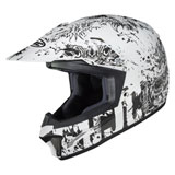 HJC Youth CL-XY 2 Creeper Helmet White