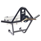 Holz Racing Products Rear Bumper with Spare Tire Carrier
