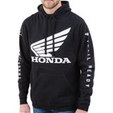 Honda Track Ready Hooded Sweatshirt