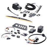 Honda Glass Windshield Wiper Kit With Switch Plate/Volt Meter/Wire Harness