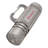 Honda Carabiner Hook Flashlight
