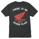 Honda No Second Place T-Shirt