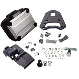 Honda Top Case with Mount and Lock Set