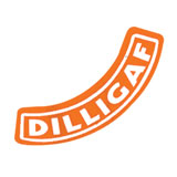 Hot Leathers Helmet Sticker - DILLIGAF