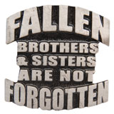 Hot Leathers Fallen Brothers and Sisters Pin