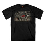 Hot Leathers American Kustom T-Shirt 2014