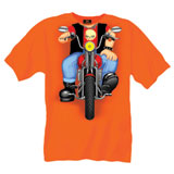Hot Leathers Headless Boy Biker Infant T-Shirt