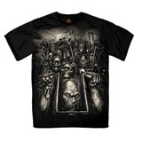 Hot Leathers Zombies T-Shirt